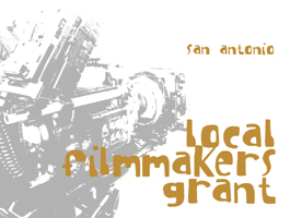 Local Filmakers Grant